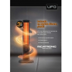 UFO Micatronic Tower UK23 Digital Isıtıcı